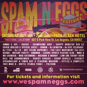 spam n eggs