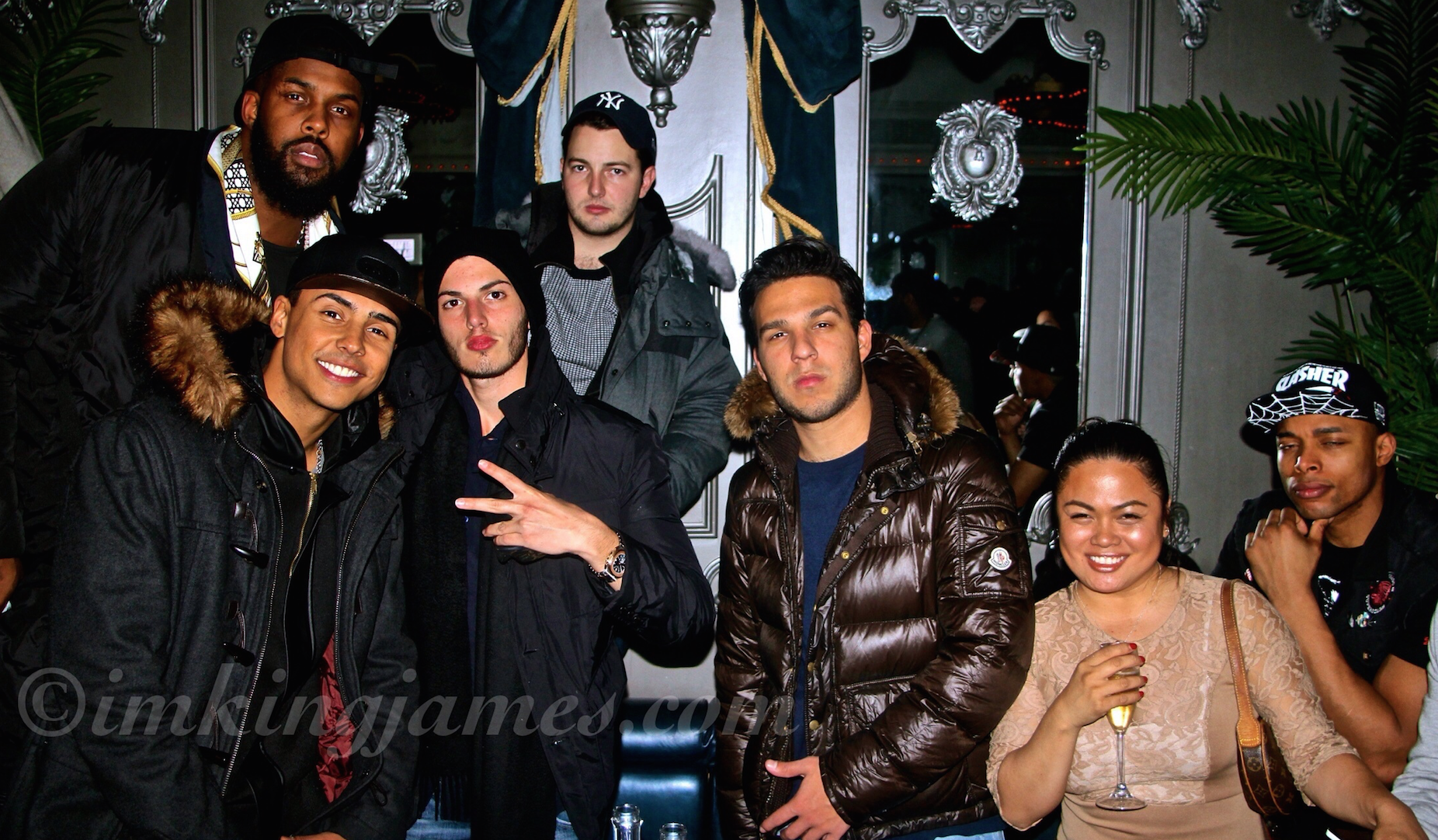 Showme Photos J Cole Performs At Nba All Star Weekend Party At Up